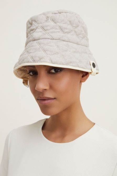 Reversible Quilted Hat