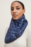 REVERSIBLE QUILTED JACKET WITH REMOVABLE COLLAR - Image 007