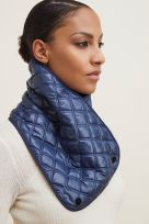 REVERSIBLE QUILTED JACKET WITH REMOVABLE COLLAR - Image 008