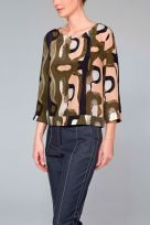 Paneled Blouse - Image 000