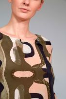Paneled Blouse - Image 002