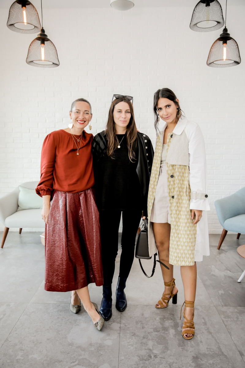 A Discovery Masterclass Combining the Arts Of Fashion Styling and Makeup Trends, December 2019